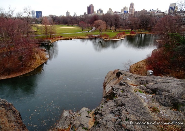 Central Park itinerario New York