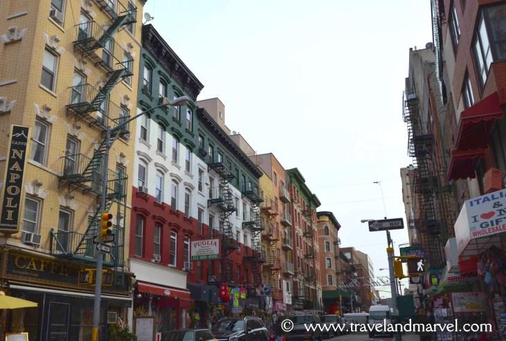 New York_Little Italy