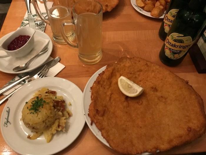 Vienna Figlmuller: mangiare a Vienna
