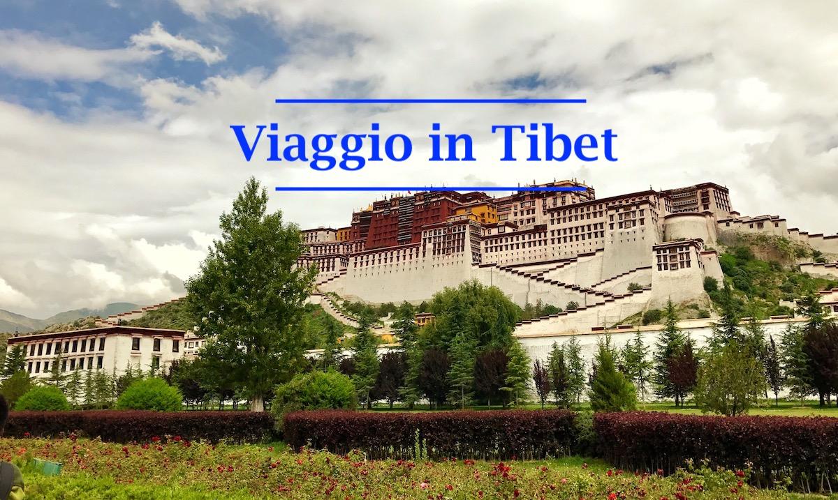 Organizzare un viaggio in Tibet