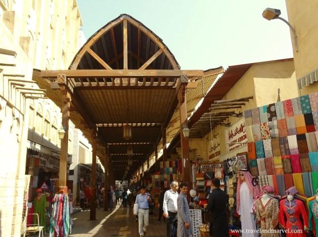 Souq market Dubai