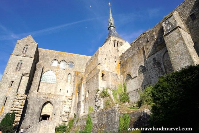 abbazia Mont Saint Michel