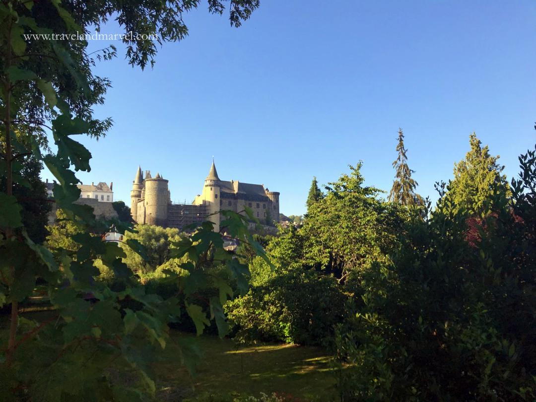 Castello di Vitré