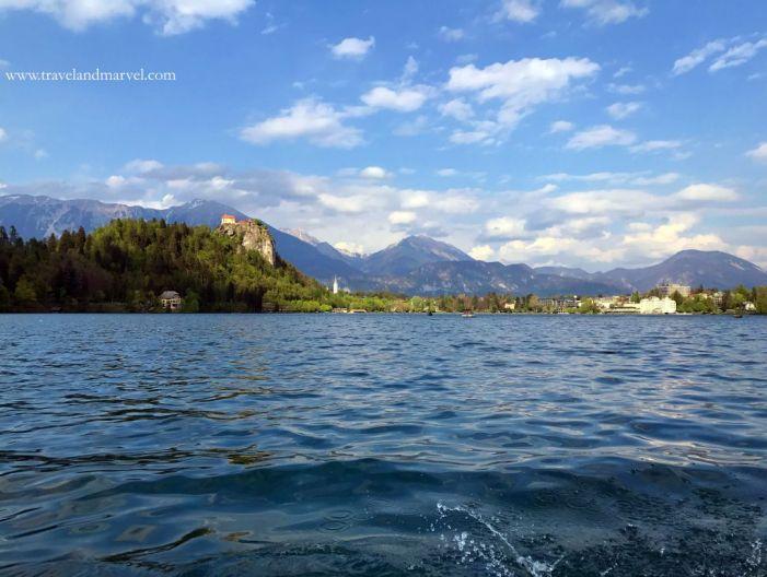 Giro Lago di Bled Slovenia