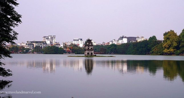 Cosa vedere ad Hanoi: Hoàn Kiếm