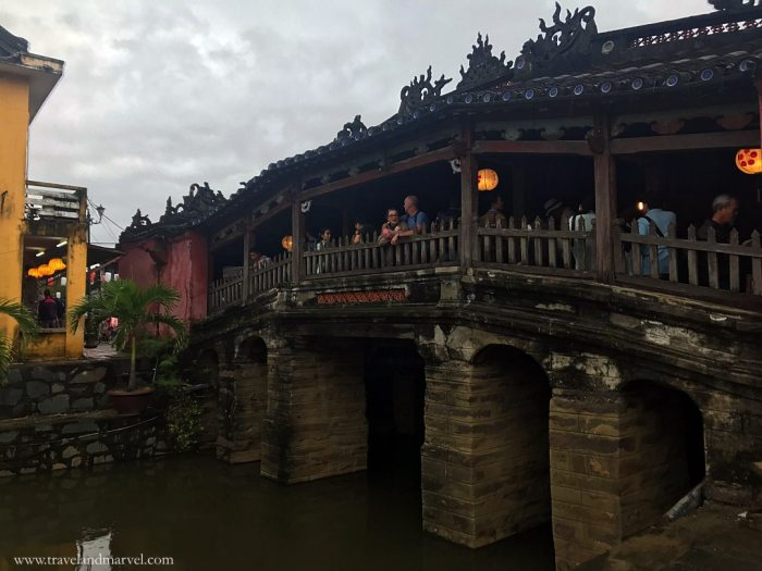 Cosa vedere a Hoi An: ponte giapponese