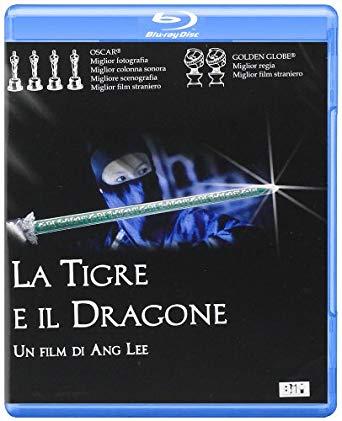 film sulla Cina- la tigre e il dragone
