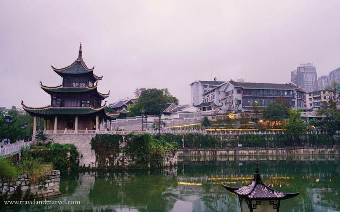 cose da vedere nel Guizhou: Guiyang