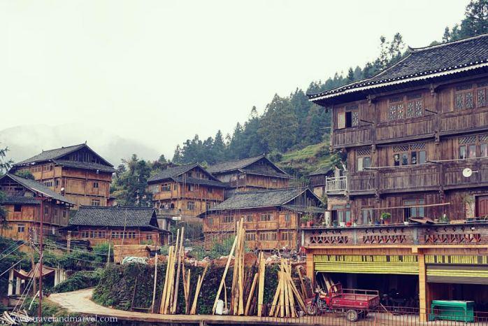Villaggio Dong Guizhou