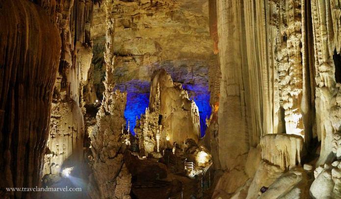 cose da fare nel Guizhou: grotte