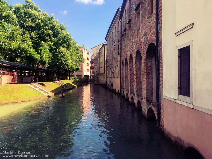 Cosa vedere a Treviso: l'isola della Pescheria