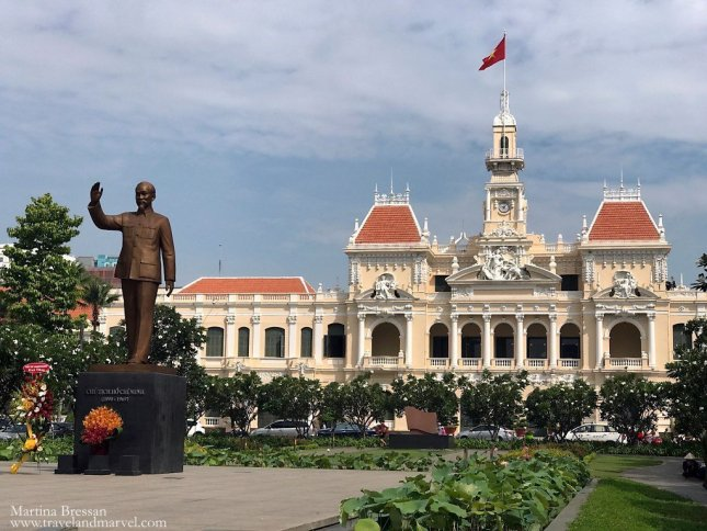 Cosa vedere a Ho Chi Minh Nguyen Hue