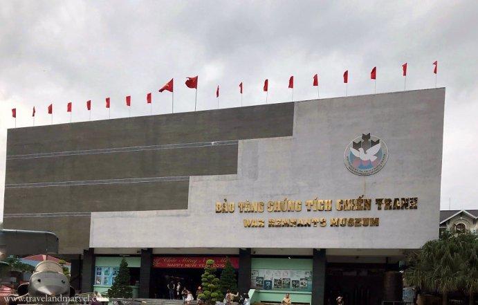 Museo dei residuati bellici Ho Chi Minh