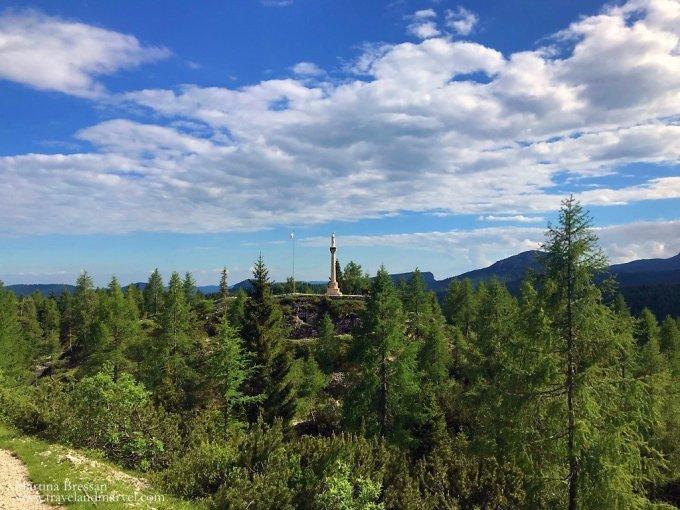 Monte Ortigara zona monumentale