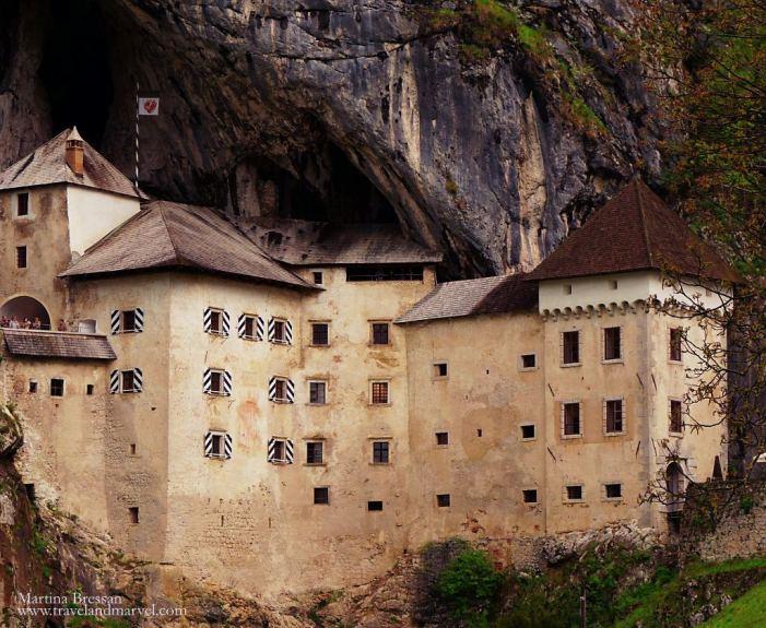 Slovenia: Castello Predjama