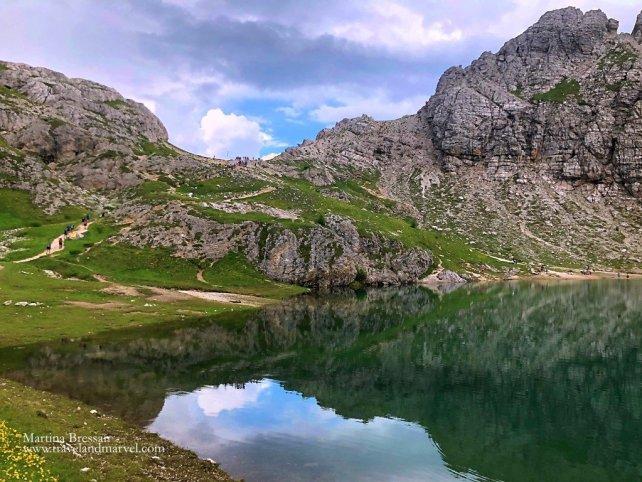 Transcivetta: lago Coldai