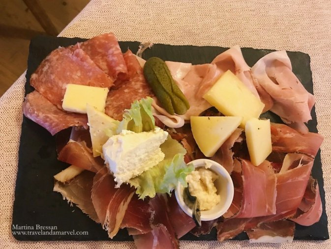 Dove mangiare a Cortina ristorante Pezie de Parù