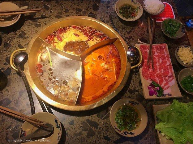 Mangiare a Singapore