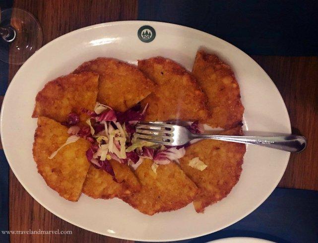 Tortello di patate