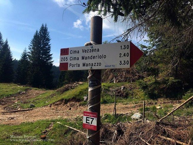 Escursione a Cima Vezzena