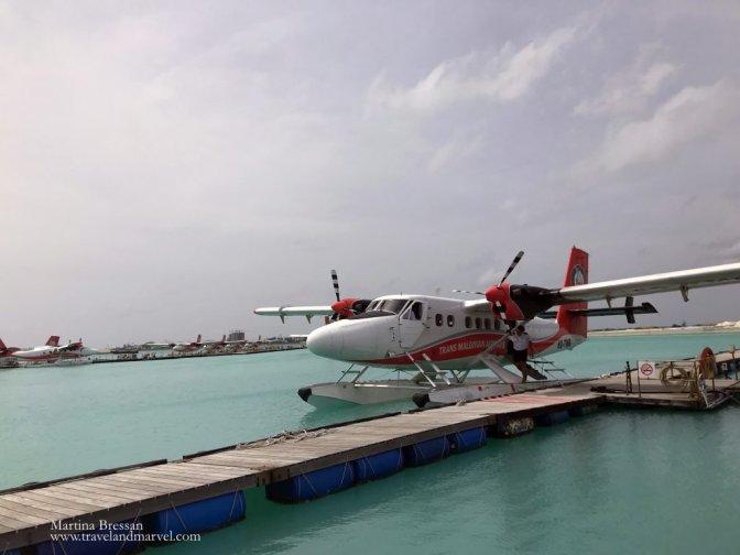 Viaggio alle Maldive idrovolante