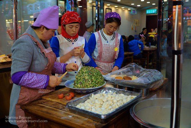 Cosa vedere a Xi'an: quartiere musulmano