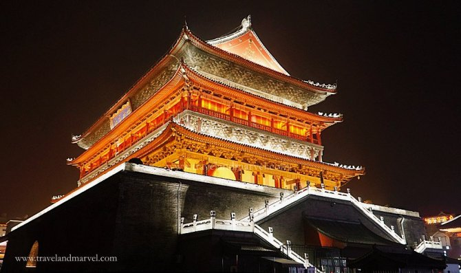 Torre dei Tamburo Xi'an