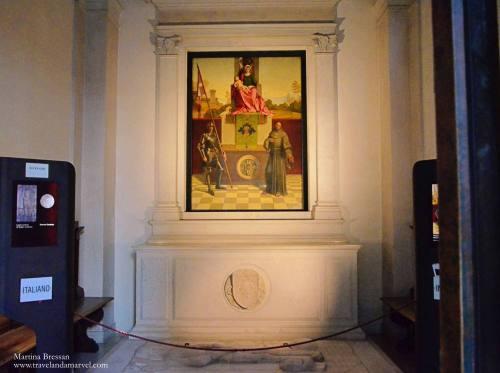 Pala del Giorgione Castelfranco Veneto