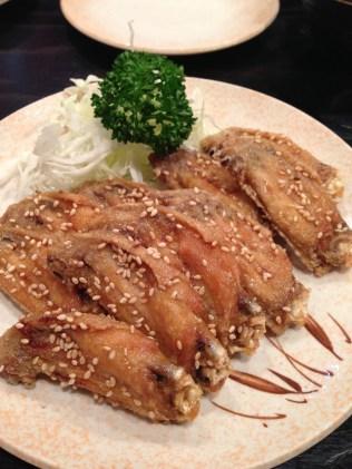Nagoya chicken wings - Tebasaki