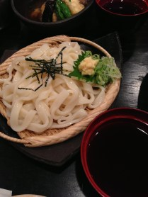 Cold udon