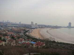 Qingdao coast