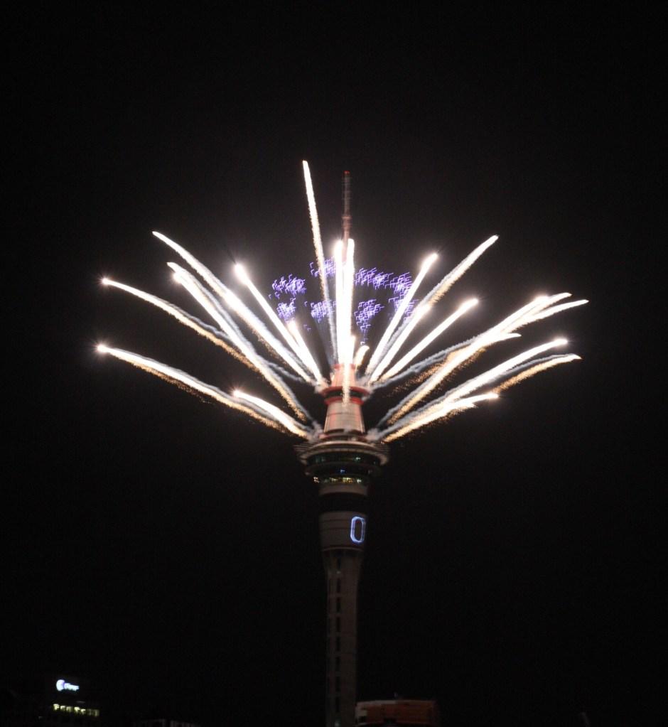 fireworks-auckland NZ
