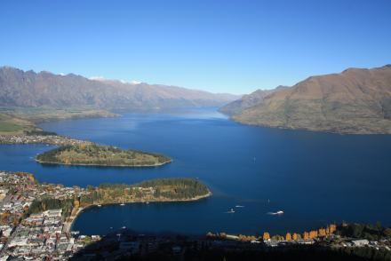 queenstown skyline NZ