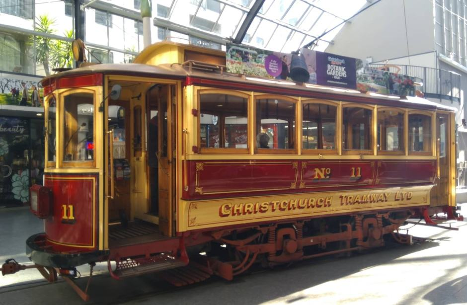 christchurch-tramway