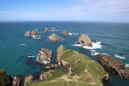 nugget point NZ