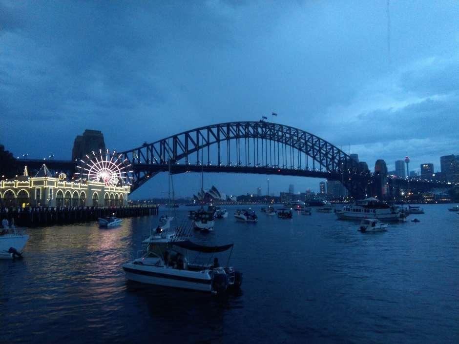 Harbour Sydney Australie