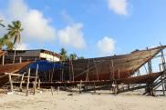 Kapal Pinisi yang Megah