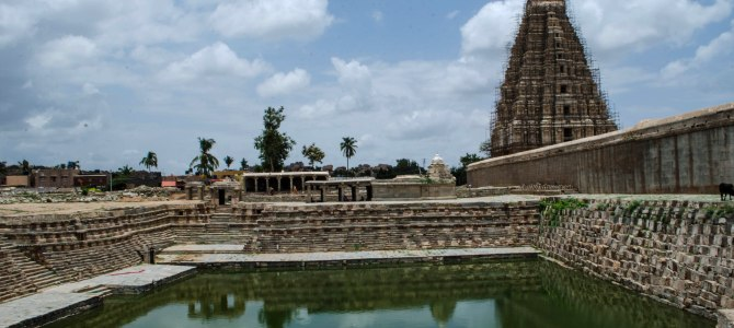 Virupaksha Temple – The living glory of Hampi