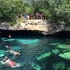 Cenotes Azul, Cristalino & Jardin de Eden