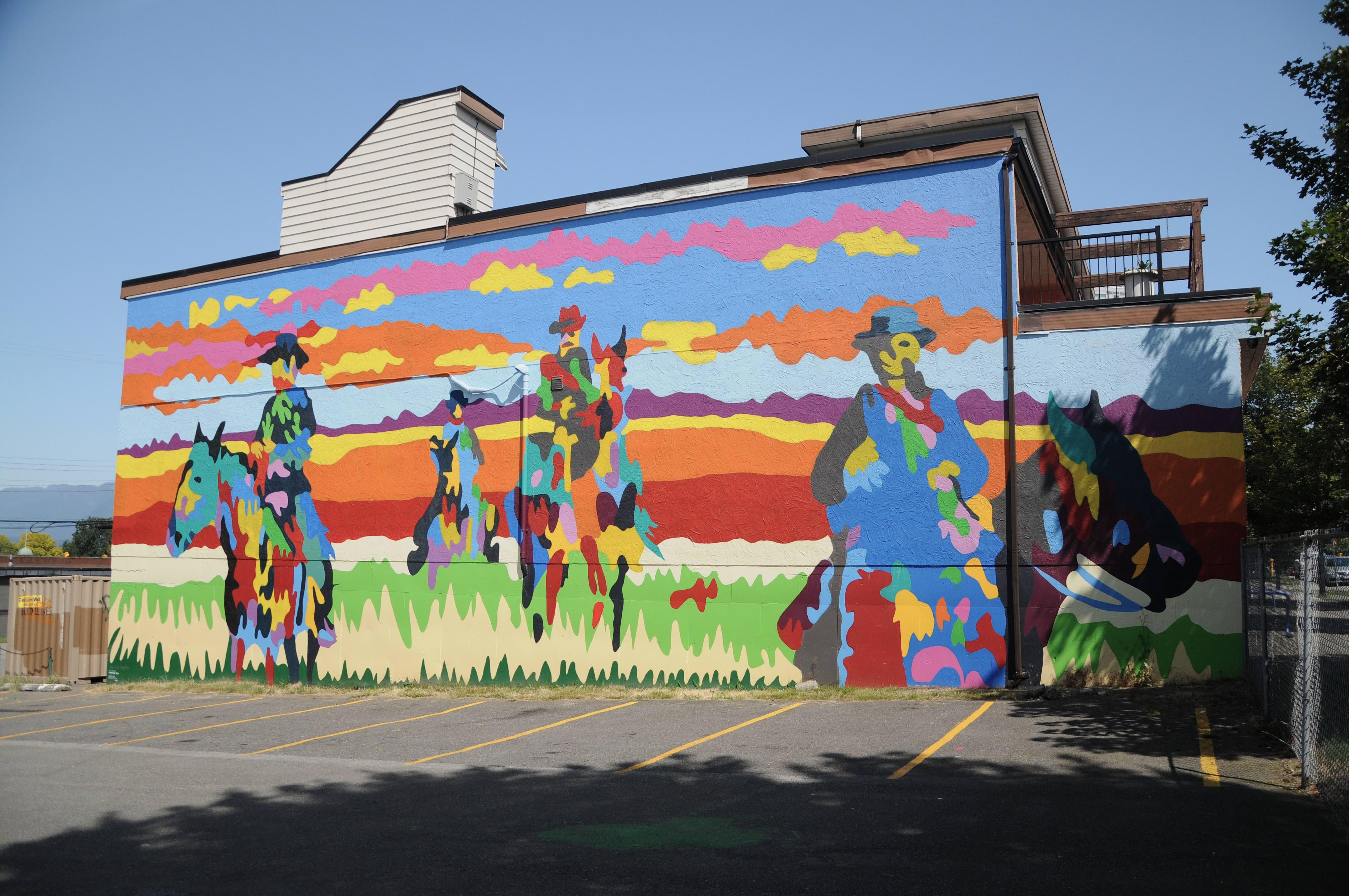 Vancouver Mural Festival – vol. 2