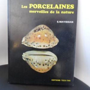 livres de coquillages