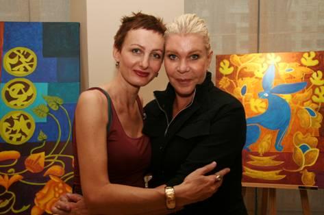 Katerina Smoldyreva and Kate Toledo