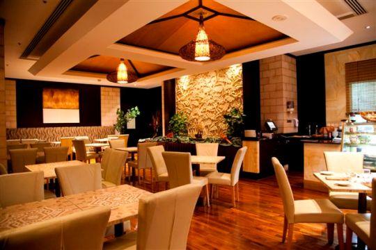 Majlis- the breakfast area