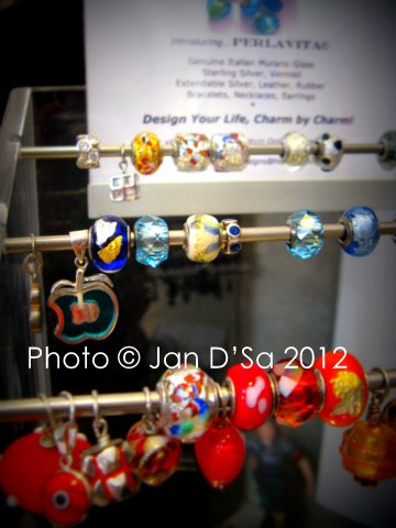Sue Tyson is the supplier of Perlavita beads in the UAE