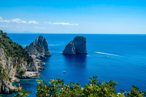 capri italy photo in blog