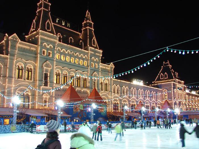 russia christmas - Russia Christmas
