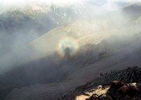 Броккенский призрак: кого можно увидеть, прогуливаясь с рюкзаком по горам