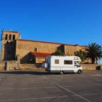 Staying in your motorhome in Europe