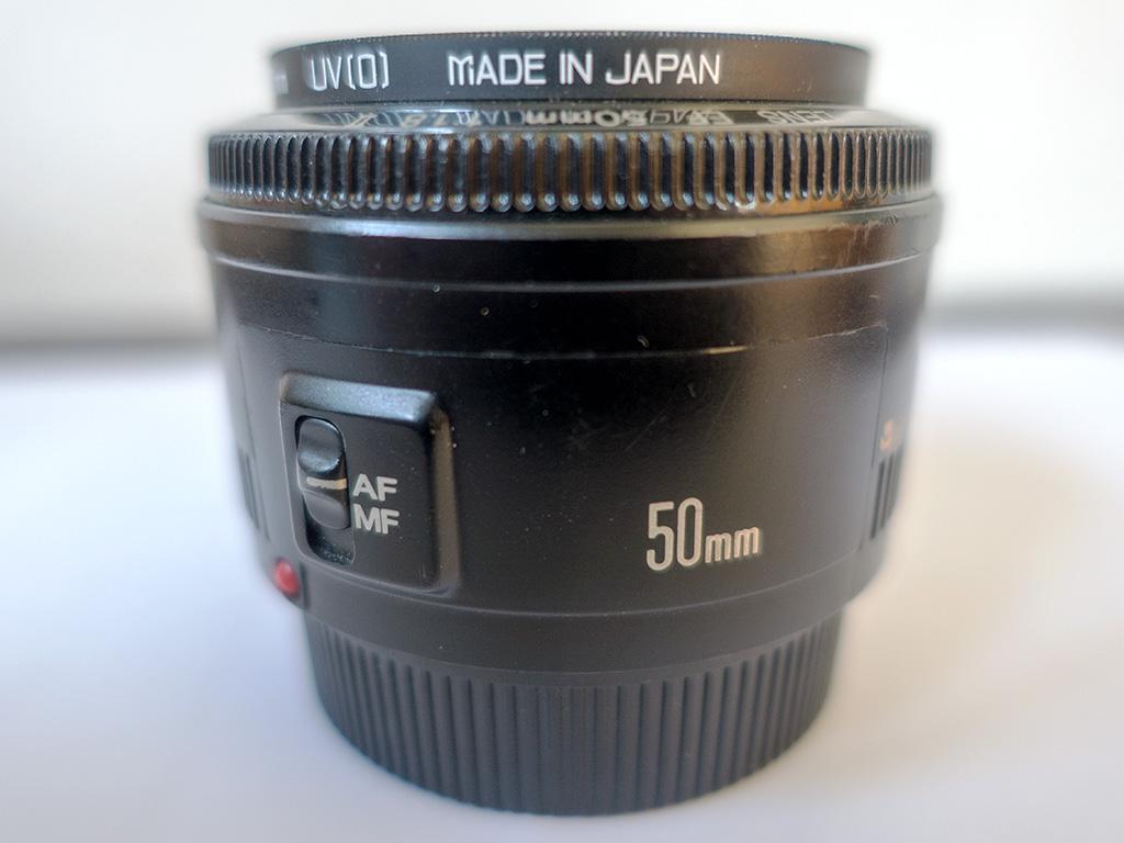 Canon's best kept secret. 50mm f1.8