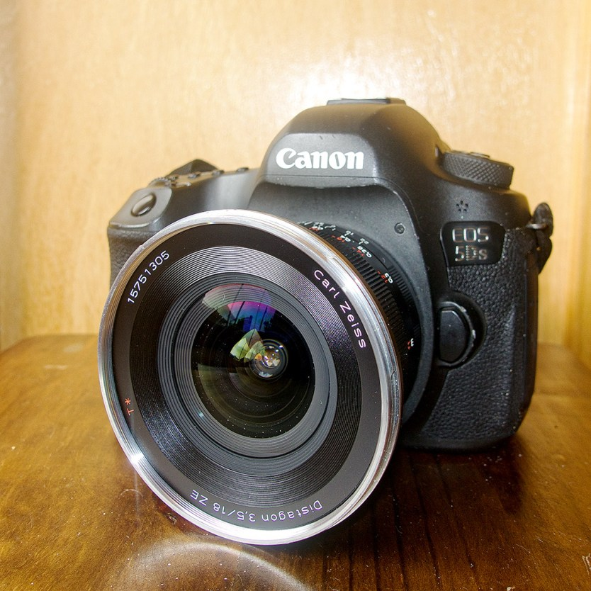 Canon EOS 5Ds - Travel Gear